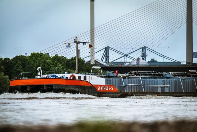 Bug ship river.