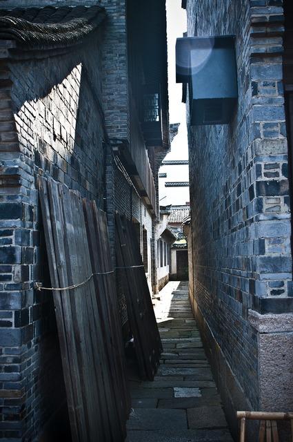 Building alley ancient architecture, architecture buildings.