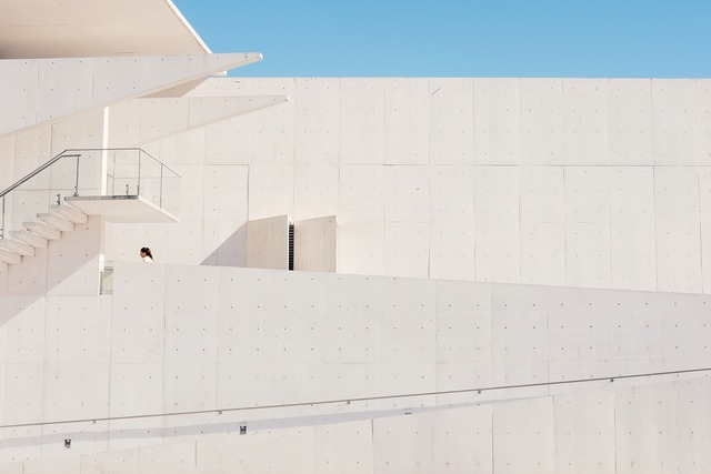 Building architecture woman, architecture buildings.