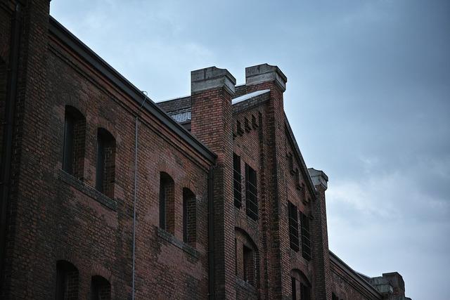 Building bill brick, architecture buildings.