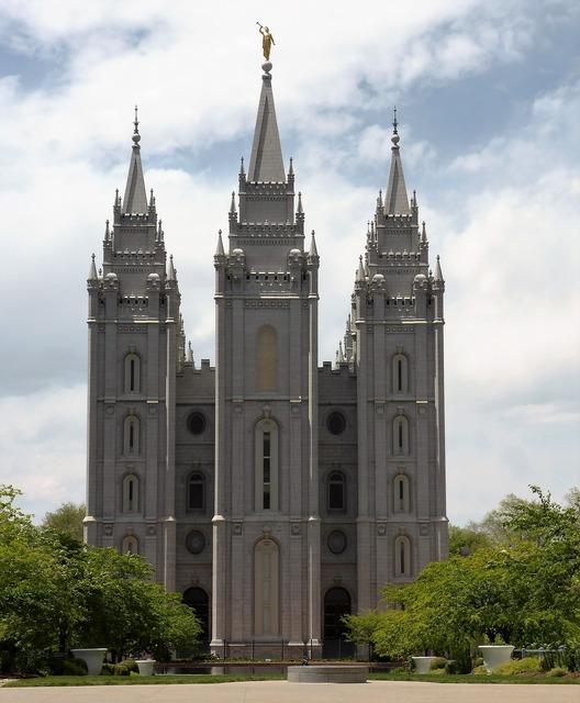 Building church mormons, architecture buildings.