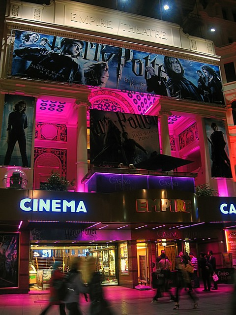 Building cinema leicester, architecture buildings.