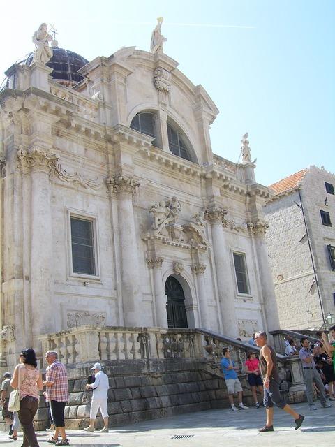 Building croatia historically, architecture buildings.
