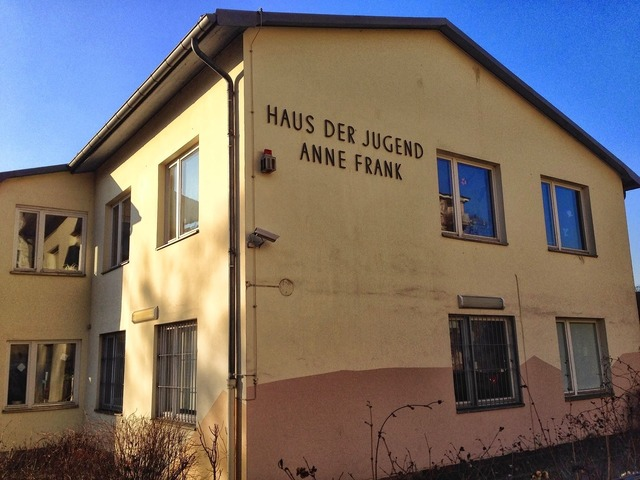 Building germany anne frank, architecture buildings.
