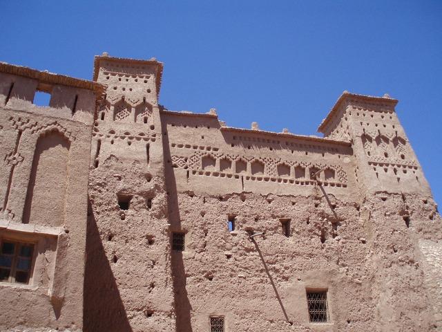 Building morocco temple, architecture buildings.