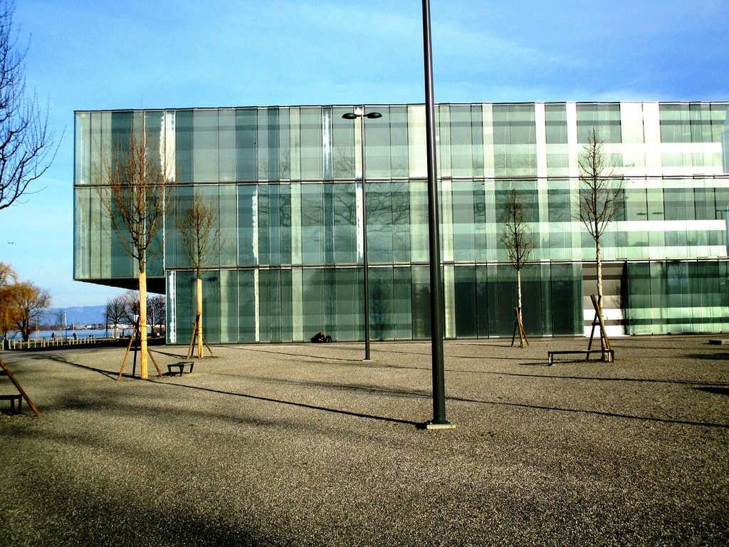 Building new building glass facades, architecture buildings.