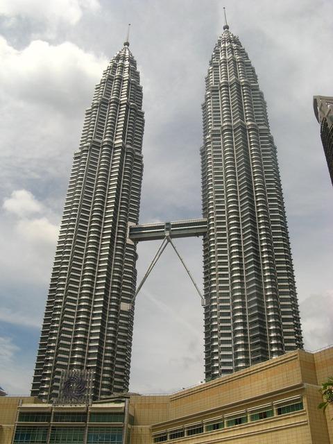 Building petronas tower pteronas, architecture buildings.