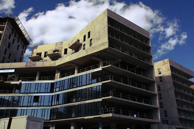 Building site building under construction, architecture buildings.