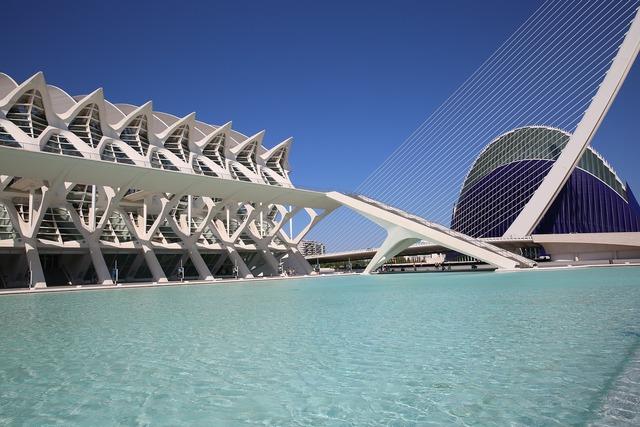Building spain valencia, architecture buildings.
