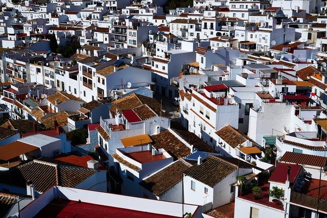 Buildings mijas spain, architecture buildings.