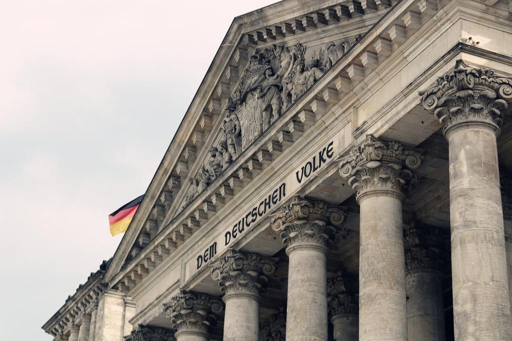 Bundestag government building, architecture buildings.