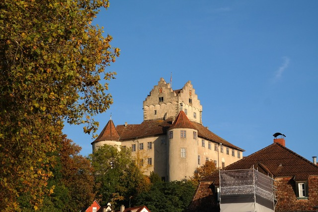 Burg meersburg meersburg old castle, architecture buildings.
