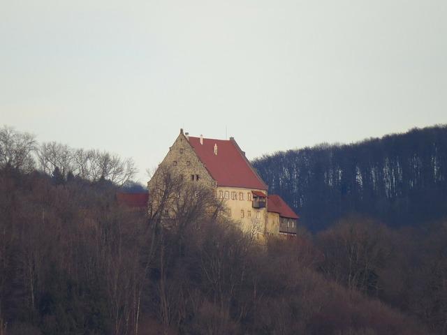 Burg ramsberg ramsberg castle.
