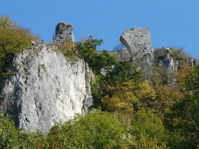 Burgruine ruin hohengerhausen ruin.