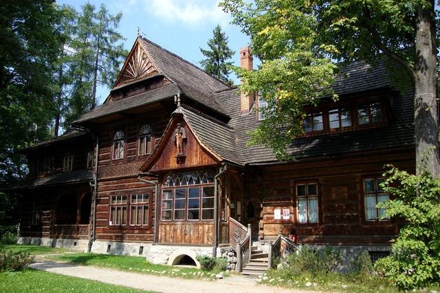 Buried poland cottage, architecture buildings.