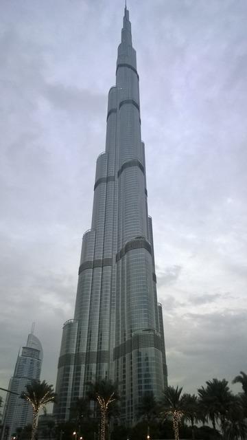 Burj khalifa dubai uae, architecture buildings.