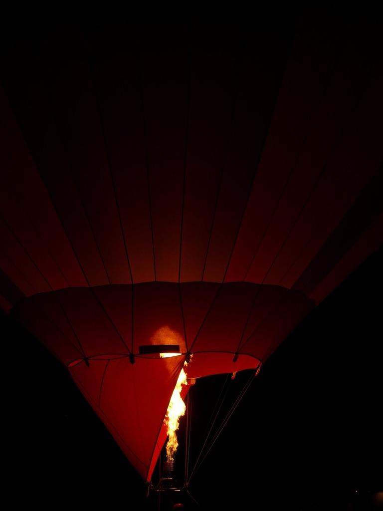 Burner gas burner flame.