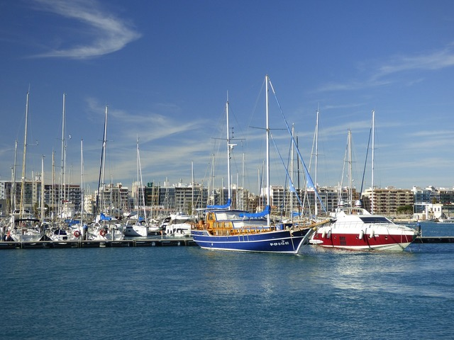Burriana spain boats.