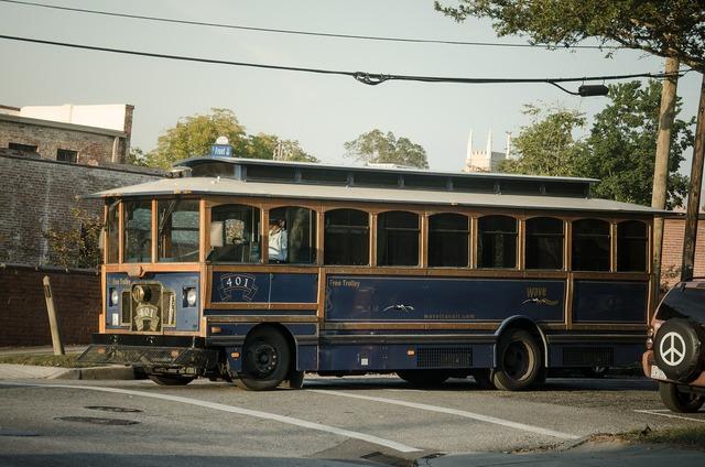 Bus old vehicle, transportation traffic.