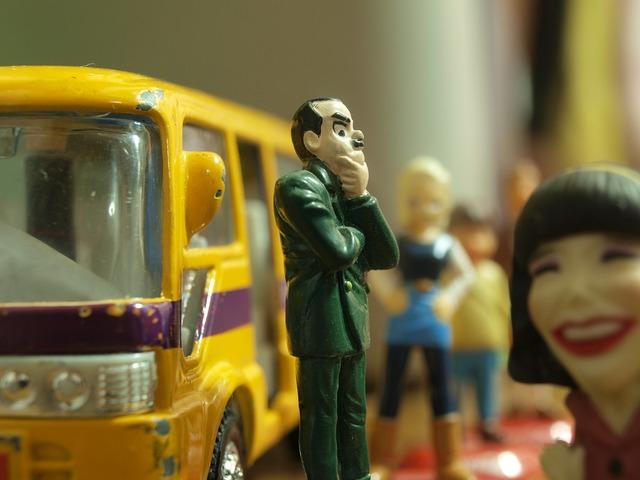 Bus stop bus waiting, transportation traffic.