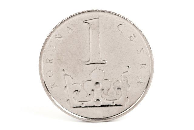 Business cash coin, business finance.