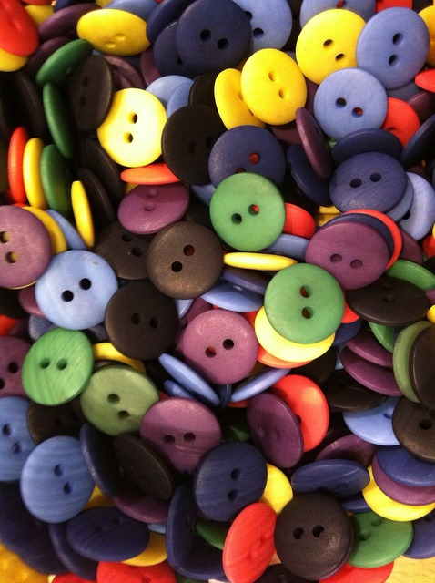 Buttons colorful smarties, backgrounds textures.
