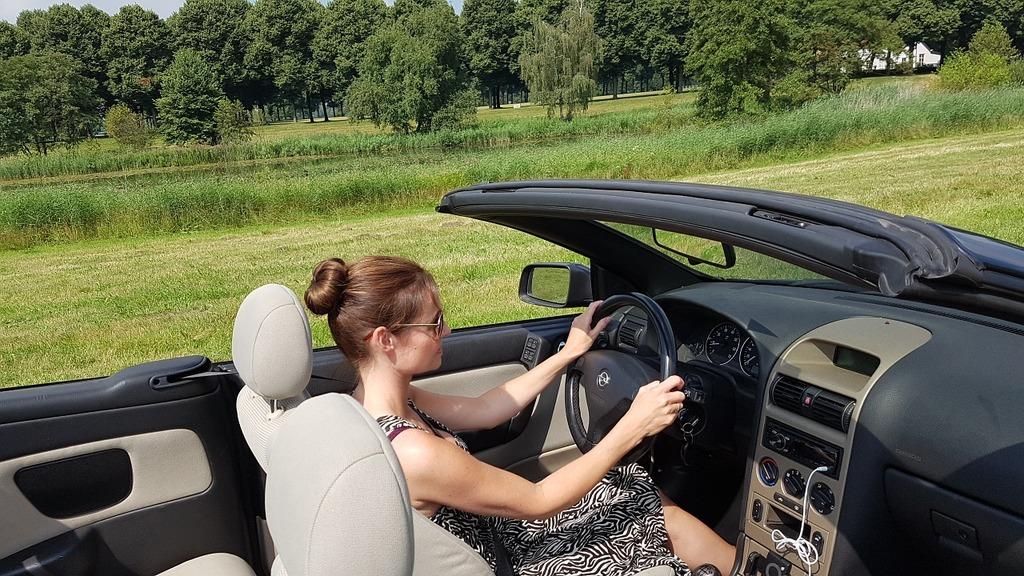 Cabriolet cabrio summer, beauty fashion.