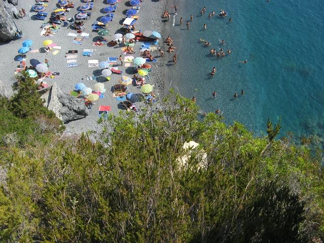 Calabria san nicola arcella sea, travel vacation.