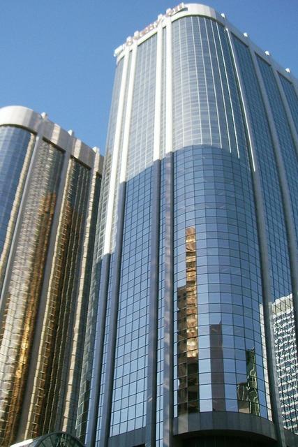 Calgary skyline skyscraper, architecture buildings.