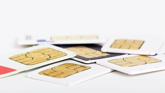 Call sim card cell, computer communication.