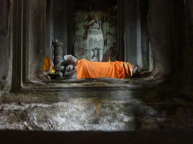 Cambodia angkor wat temple, religion.