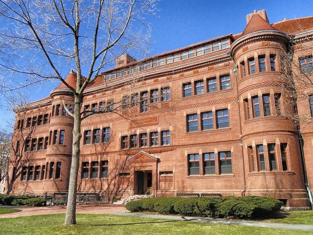 Cambridge massachusetts harvard university, architecture buildings.