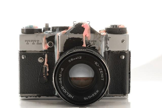Camera analog old.