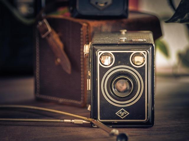 Camera box agfa.
