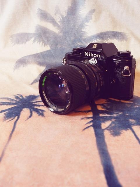 Camera nikon summer.
