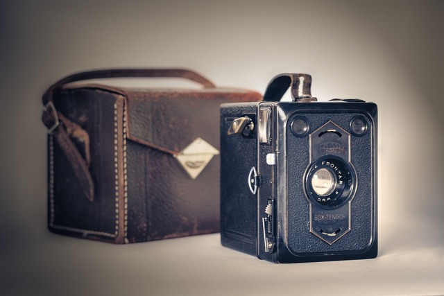 Camera old nostalgia.