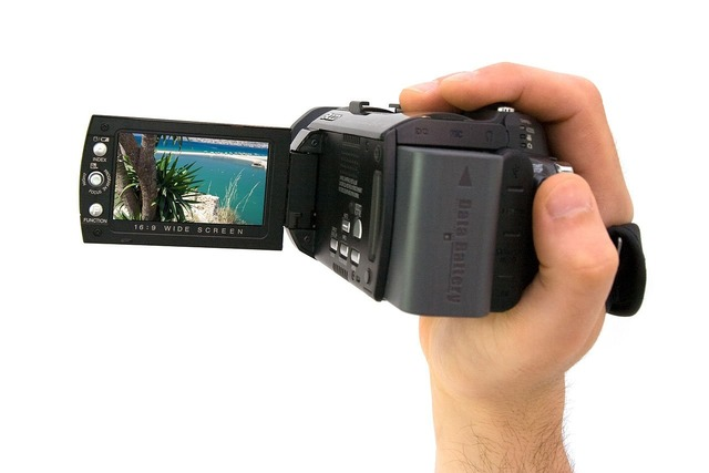 Camera video camcorder, backgrounds textures.