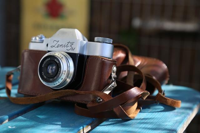 Camera zenith summer.