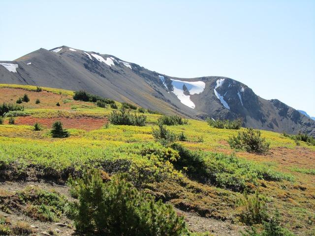 Canada mountains eldorado.
