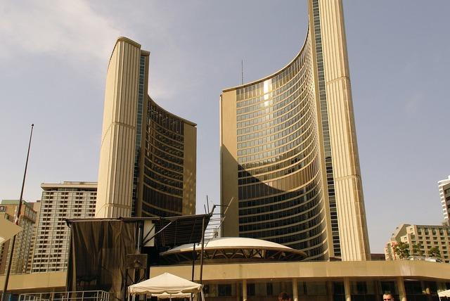 Canada toronto building, architecture buildings.