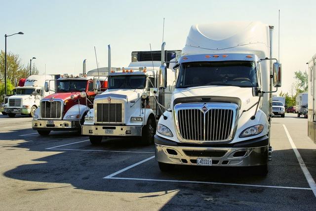 Canada trucks truck, transportation traffic.