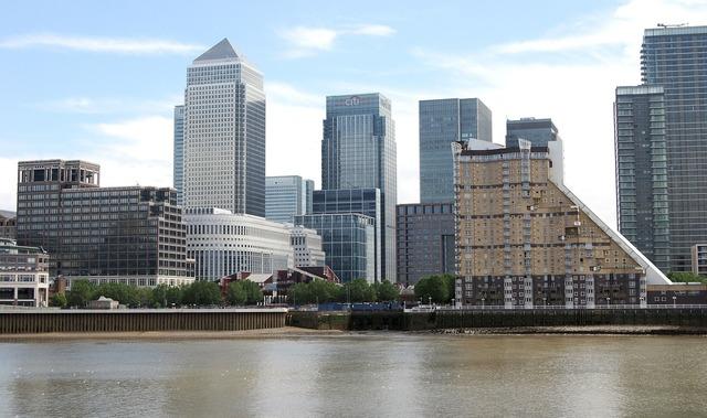 Canary wharf london business, business finance.
