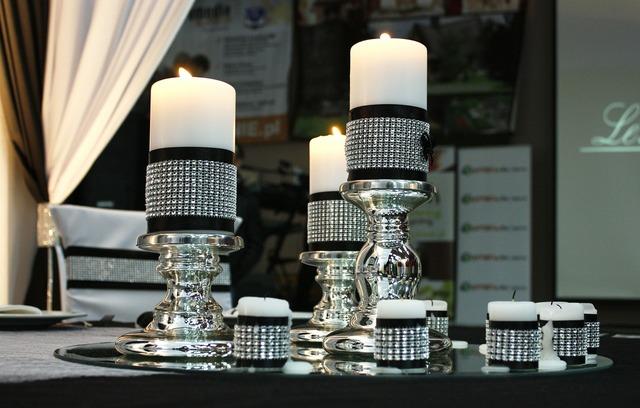 Candles fire wax.