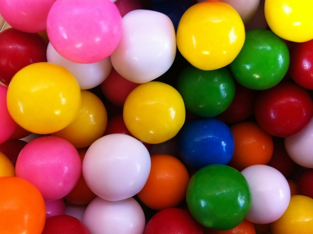 Candy gum background, backgrounds textures.