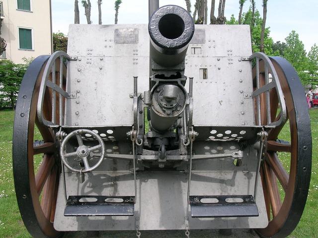 Cannon austrian cannon world war i.