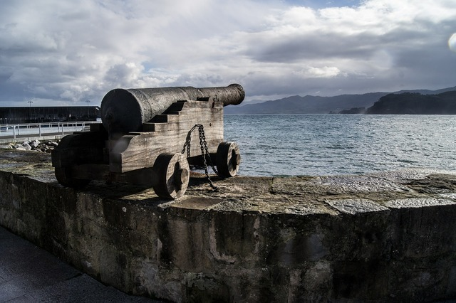 Canon asturias sea.