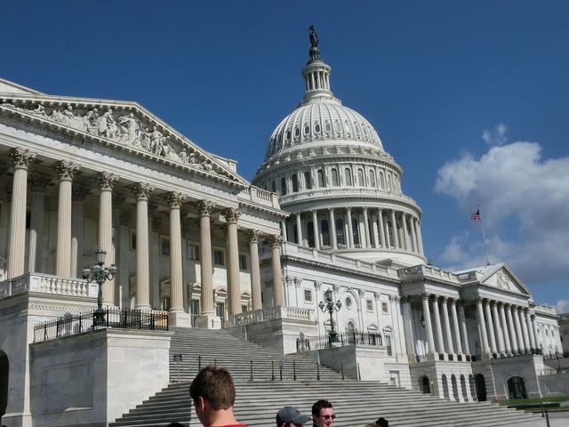 Capitol usa washington, architecture buildings.