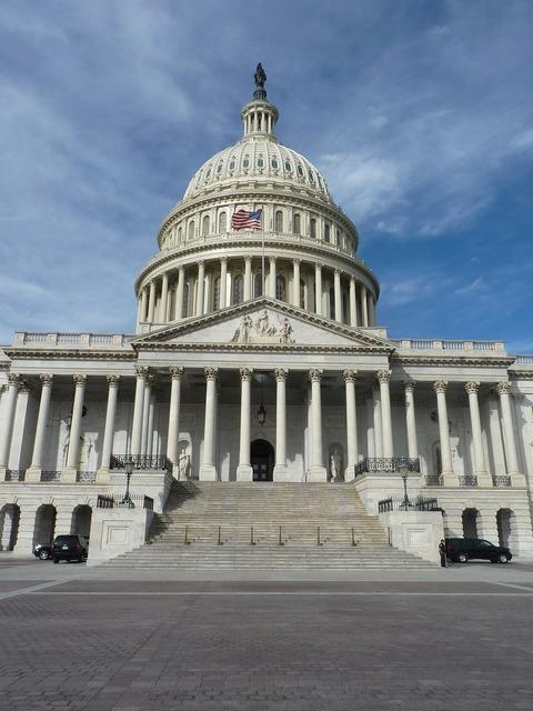 Capitol washington usa, architecture buildings.