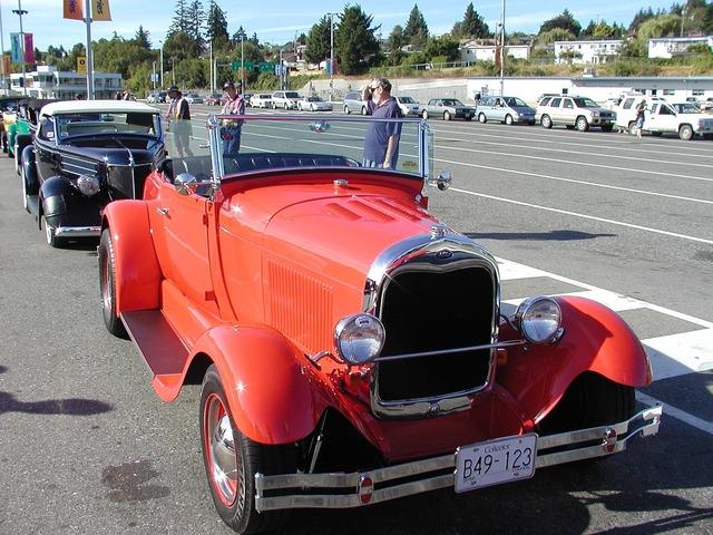 Car automobile oldtimer, transportation traffic.