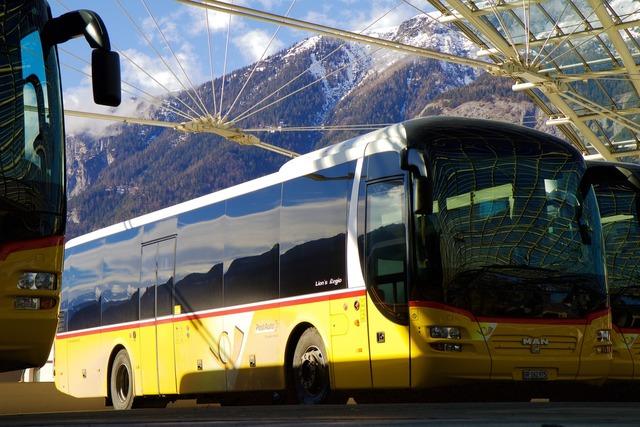 Car bus postauto, transportation traffic.